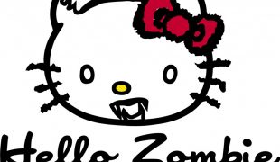 Image Result For Zombie Hello Kitty