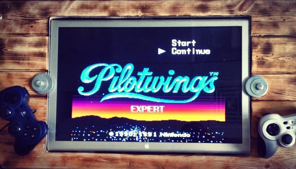 Daniel Phelps Raspberry Pi Gaming Console Coffee Table