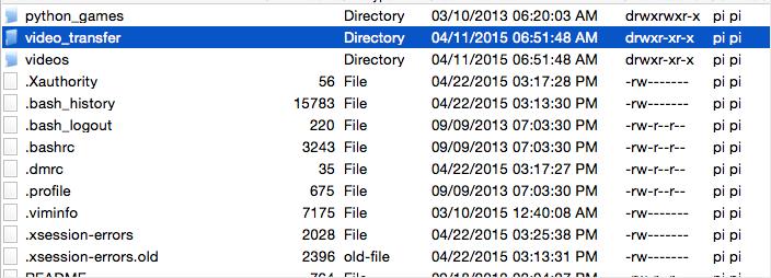 video-transfer-folder